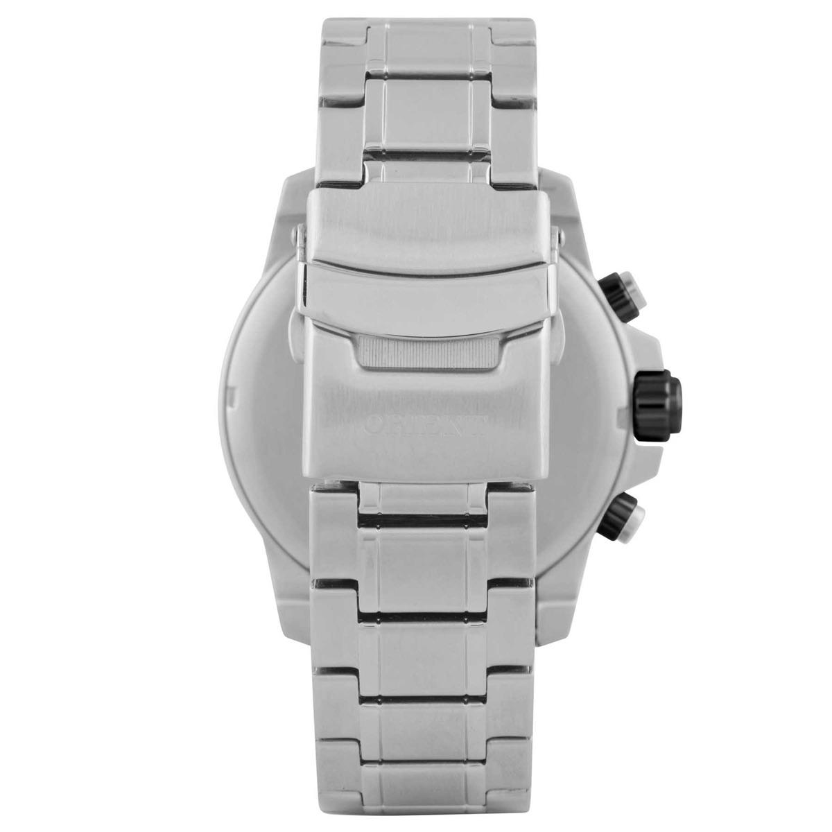 8688b8294 Relógio Orient Cronógrafo Analógico Masculino Mbssc162 P1sx - R  750 ...