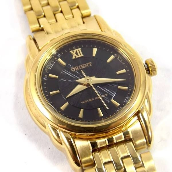 Relógio Feminino Orient Mini Dourado Sub4l001b0 Quartz Retrô - R ... f185047c9e