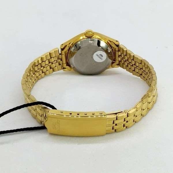 Fnq0400bc9 Relógio Feminino Orient Mini Automatico Dourado - R  399 ... 054c264032