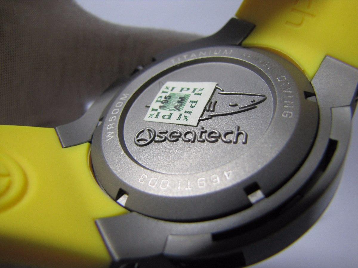 c16f51ac251 orient seatech 469ti003 titanium kit de mergulho automático. Carregando zoom .