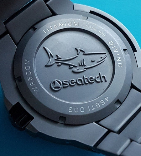 orient seatech diving 500 m titânio automático