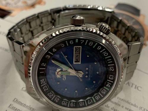 orient world diver automatic 21 jewels