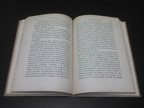 orientacion  profesional  (fundamentos y teoria)   año 1934