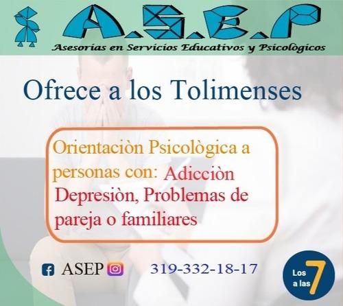 orientación psicológica y formación logoterapeutica
