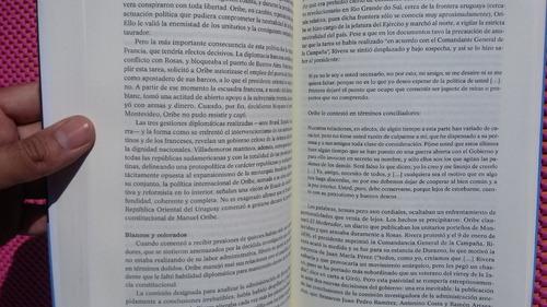 orientales una historia política del uruguay maiztegui casas