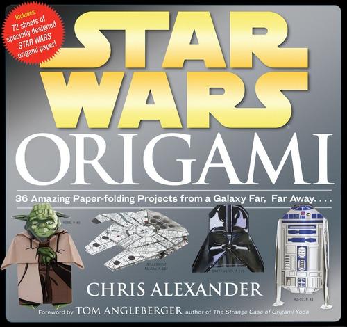 origami papiroflexia de star wars guerra de la galaxias