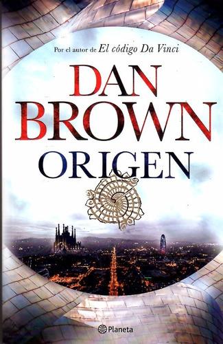 origen / dan brown