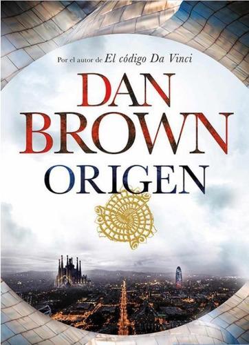 origen - dan brown - libro digital - epub