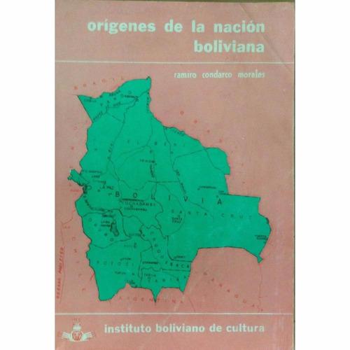 orígenes de la nación boliviana