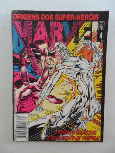 origens dos super-heróis marvel! vários! r$ 10,00 cada! 1994