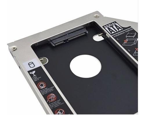 original 12.7mm sata 3.0  2do hdd caddy 3.0 aio o notebook