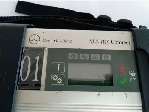 Original Actia Benz Xentry Connect C5 Star Diagnosis