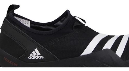 huge discount 67cc0 aa3c8 Original adidas Sandalias Outdoor Jawpaw Slip-on Negro Blanc