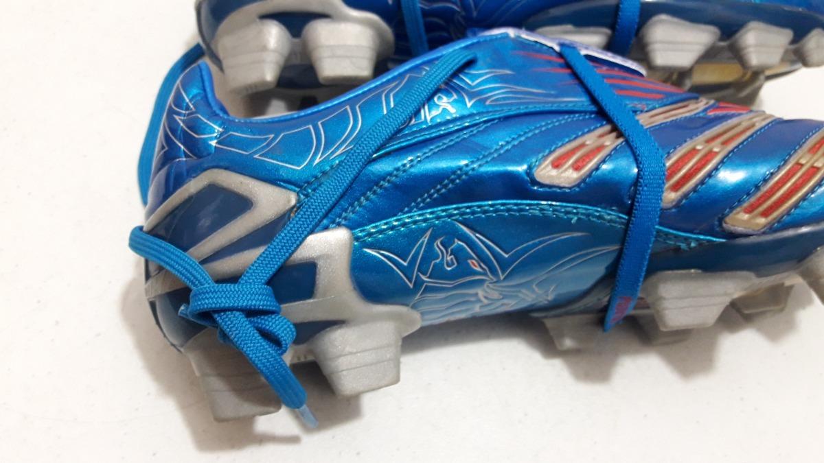 best website bd49e d817d original adidas tacos predator absolute trx fg beckham azul. Cargando zoom.