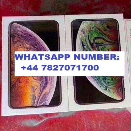 original apple phone xs max 512gb sellado sin abrir