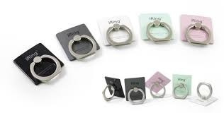 original auxx patente iring anillo para android iphone kin