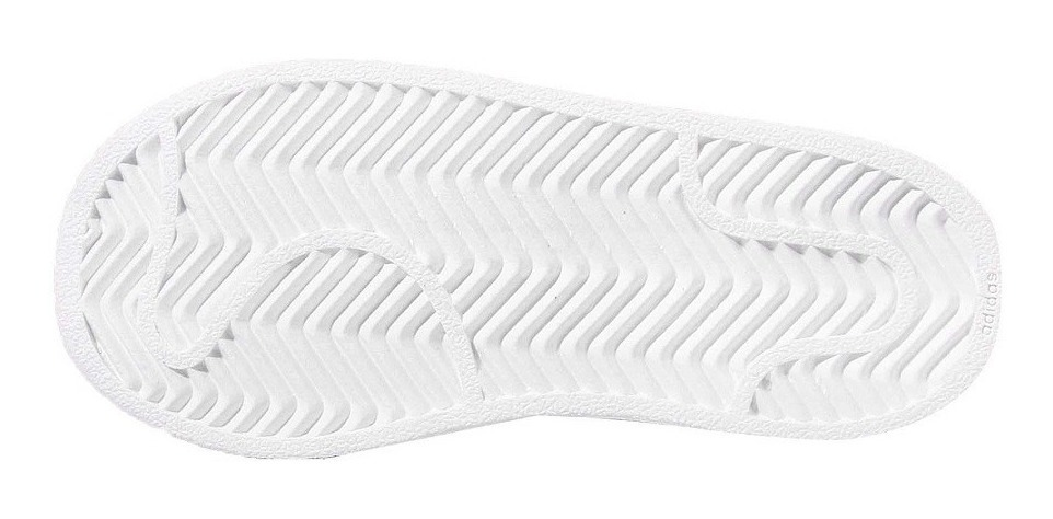 Original Baby Originals Tenis adidas Superstar Blanco Rosa Punta Tenis.shop