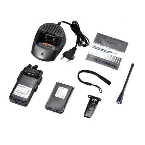 original baofeng jp-3 móvel 2-way rádio walkie filme falado