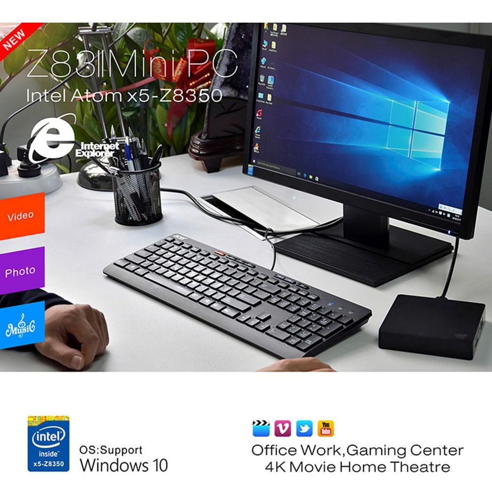Original Beelink Z83 Ii Suporte Para Windows 10 System Linux