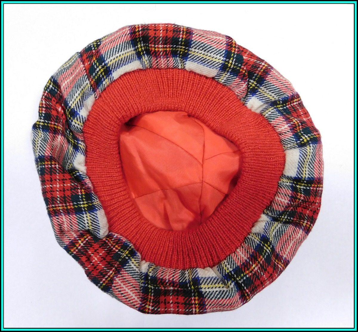 a5d8a54b6103b original boina escocesa 100% pura lana - made in scotland m2. Cargando zoom.