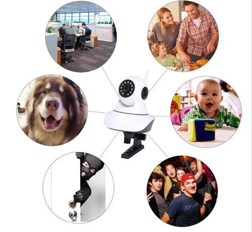 original cámara ip 360°hd onvif camara wifi cctv alarma