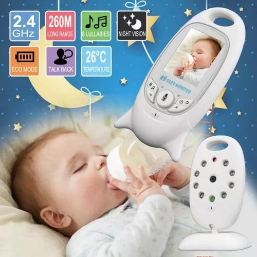 original camara monitor bebes microfono y vision nocturna