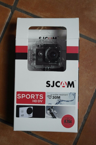 original camara sj4000 sumergible tipo full hd sport