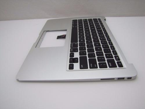 original carcasa touchpad macbook air a1466 con teclado