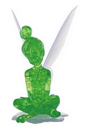 original cristalina del rompecabezas 3d - tinker bell