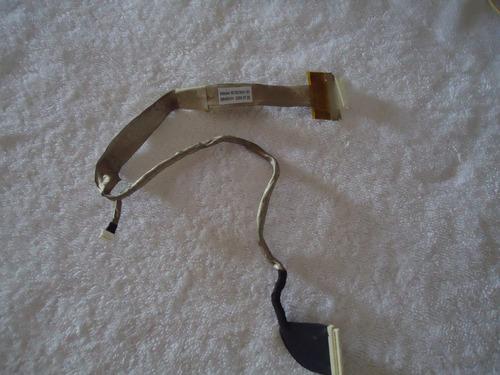 original flex usado para laptop toshiba l505-d lcd