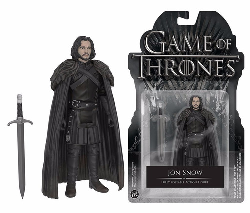 original funko action figure game of thrones - jon snow