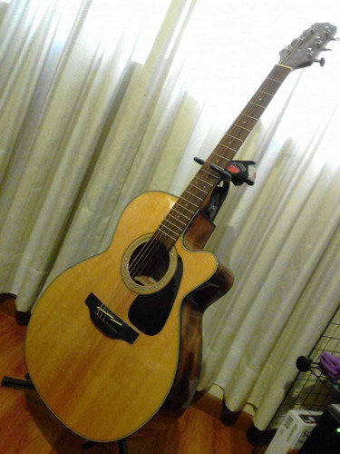 original! guitarra electro-acustica excelente estado10/10