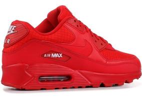 Original Hombre Tenis Nike Air Max 90 Piel Suela Capsula Ltv Tenisshop