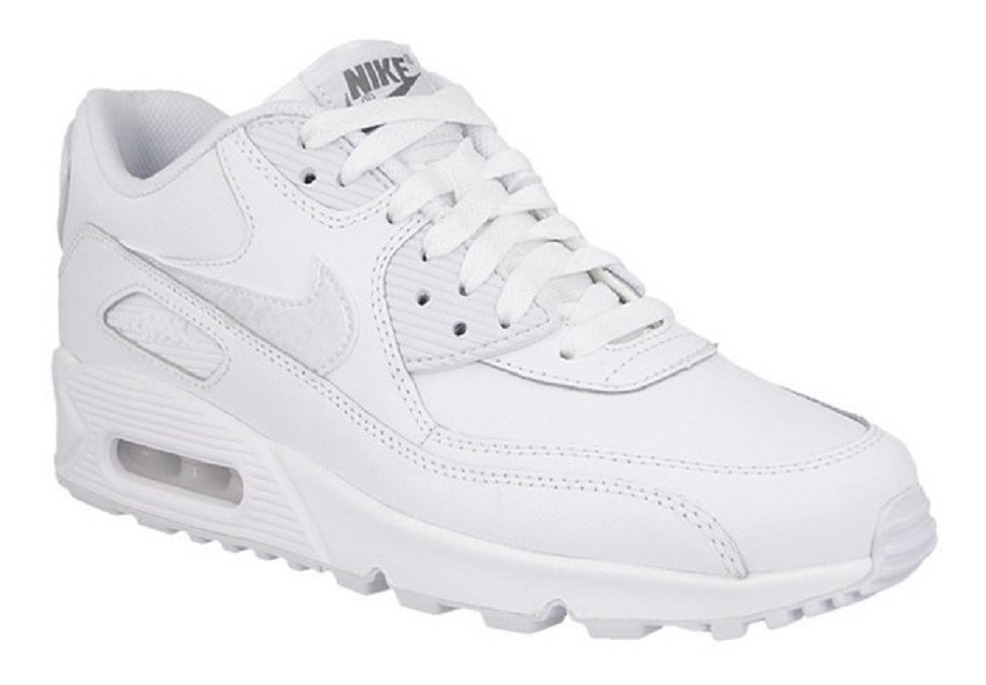 Tenis Nike Air Max 90 Blanco . # 4 Original