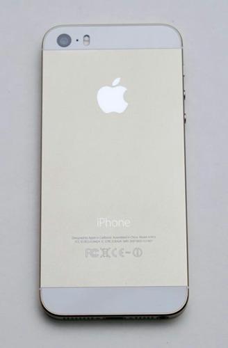original iphone 5s 16gb huella lector full hd