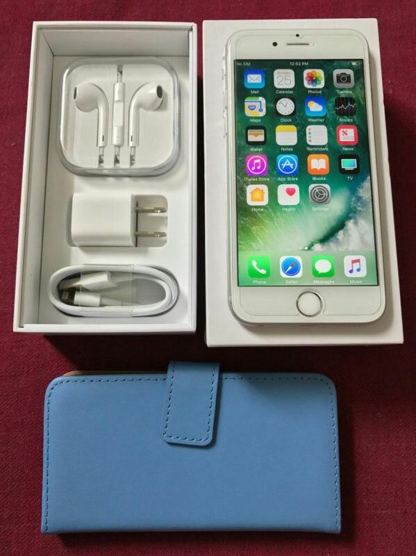 55ae5204901 Original iPhone 6s 64gb 4g Lte Libre Caja Accesorios - S/ 1.499,00 ...