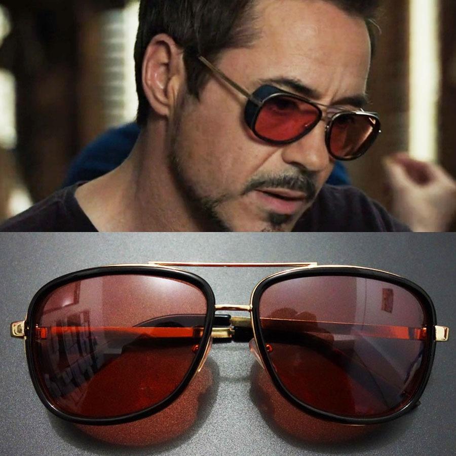 ceec9cff4a Original Lentes Iron Man Tony Stark Calidad Superior - S/ 40,00 en ...