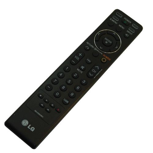 original lg control remoto para 26lx2r tv televisión