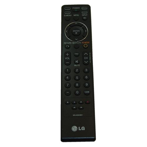 original lg control remoto para du-42px12x / du42px12x tv