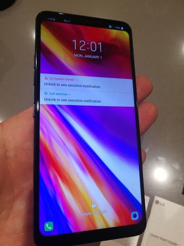 original lg g7 plus 128gb