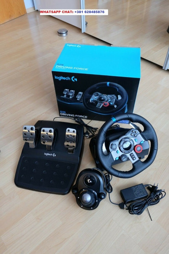 original logitech g29 driving force shifter unboxing