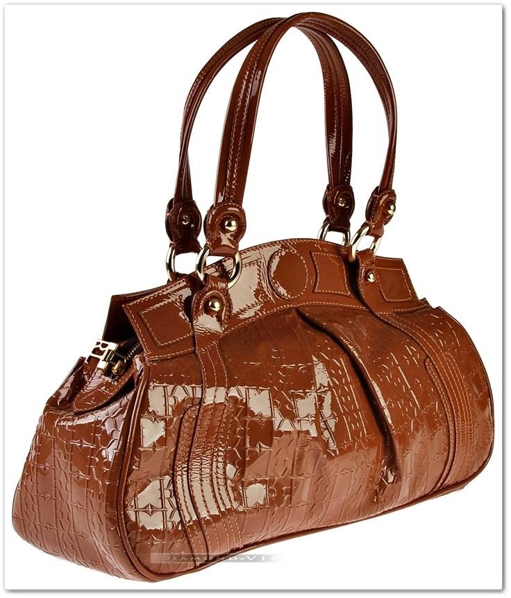 27101e3bd original maxi bolsa couro legítimo rogerio lima cobre marrom. Carregando  zoom.