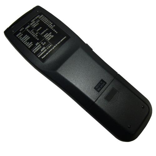 original mitsubishi control remoto para vs-60801 / vs60801
