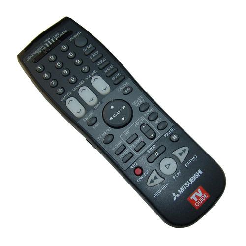 original mitsubishi control remoto para wd-62527 / wd62527