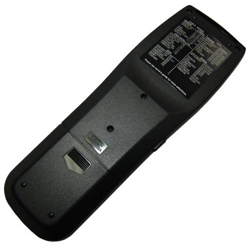 original mitsubishi control remoto para ws-55857 / ws55857