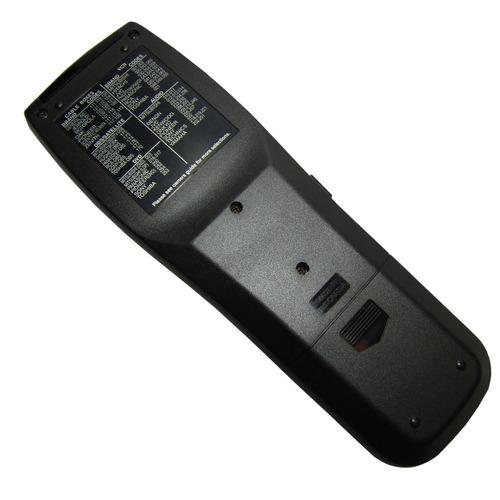 original mitsubishi control remoto para ws-65909 / ws65909