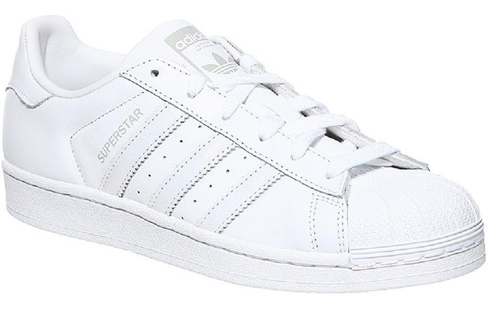 tenis blancos mujer adidas superstar