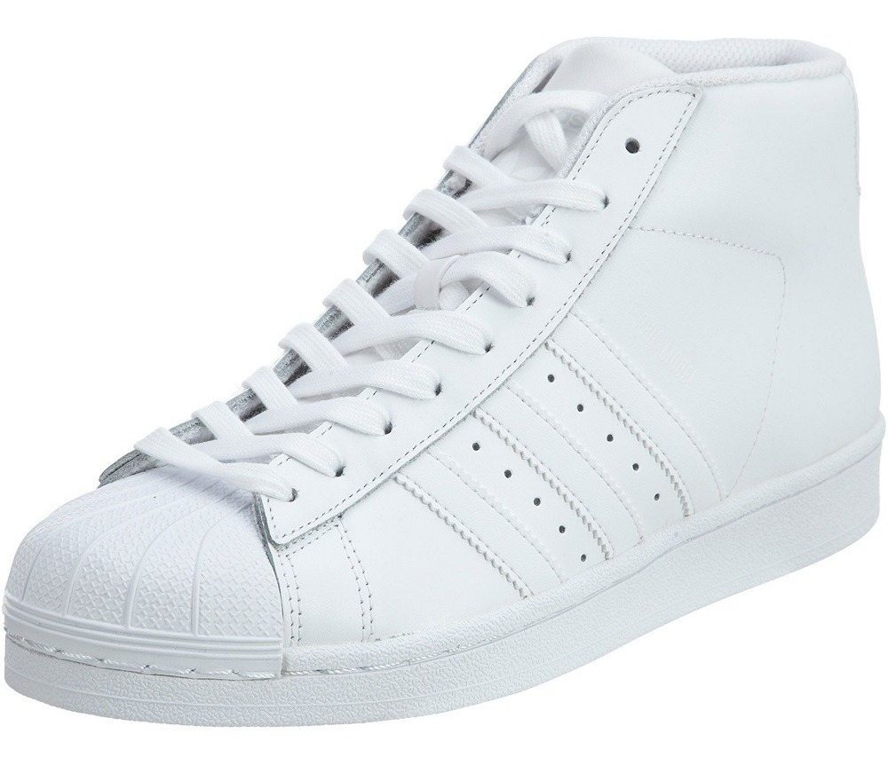 best authentic 25073 1e4de Original Mujer Tenis adidas Superstar Pro Model Blanco Mro
