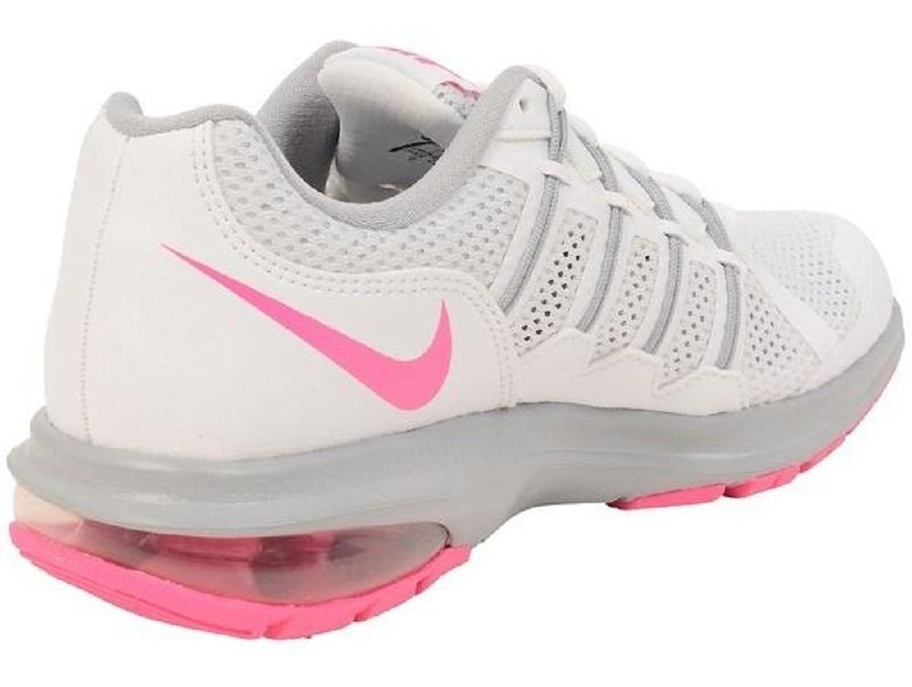 Original Mujer Tenis Nike Air Max 180 Dynasty Blanco Rosa Dñ