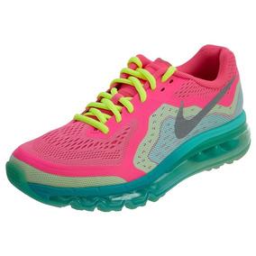 En Nike Air Tenis Max Fucsia Revolution De Mujer TFK31Jlc